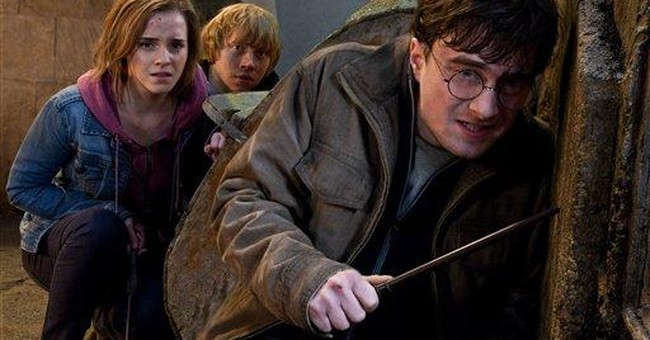 'Potter' takes down Batman with $168.6M weekend