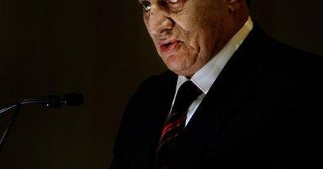 Mubarak denies responsibility for protester deaths