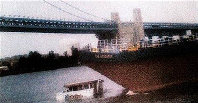 Tug pilot to plead guilty in Pa. duck boat crash