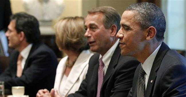 Obama's hands-on negotiation a political necessity