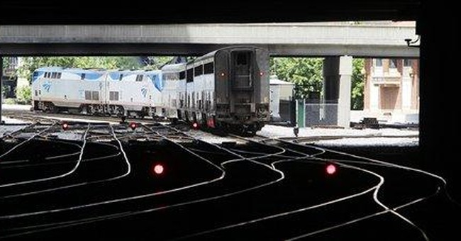 Midwest flooding causes rail delays, added expense