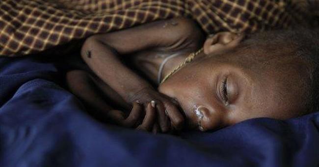 US: Somalia food crisis one of biggest in decades