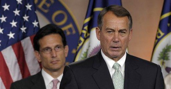 Dem gov: To win in 2012, GOP wants to hurt economy