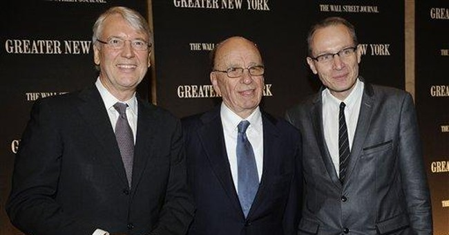 Tables turn on Murdoch as scandal rocks his empire