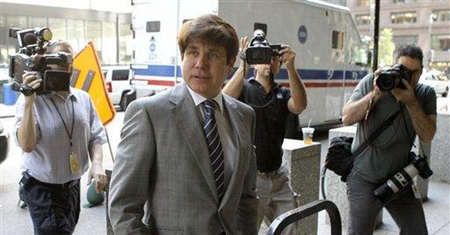 Blagojevich says he understands he could lose home