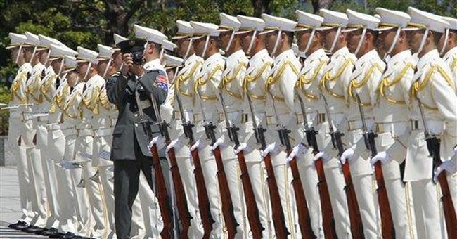 US military leader sees stark rifts with China
