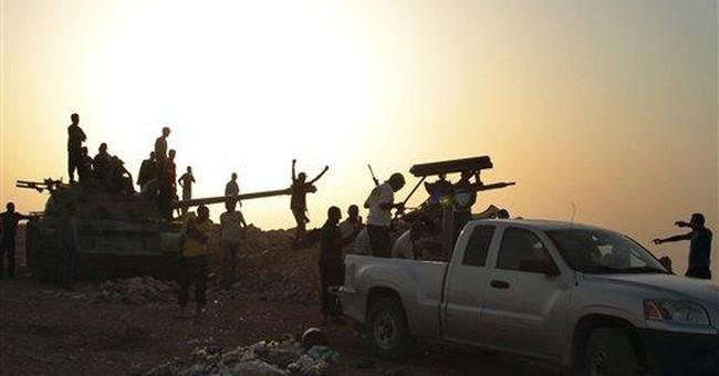 Libyan rebels fall back after failed advance