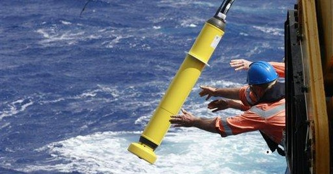 Navies to float science robots in pirate waters