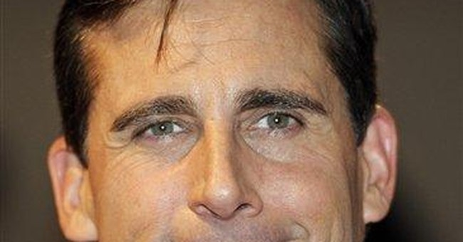 Will sixth time be the charm for Steve Carell?