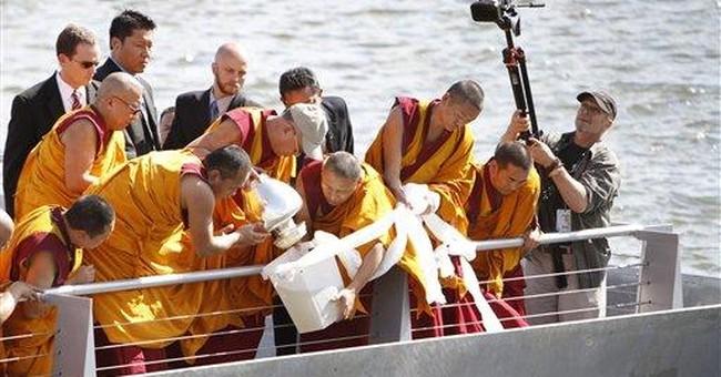 China slams Obama's meeting with the Dalai Lama