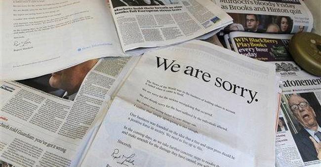 Scandalized Britain ponders press reform