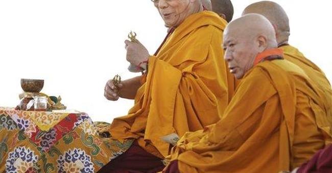 Obama meets with Dalai Lama; Chinese complain