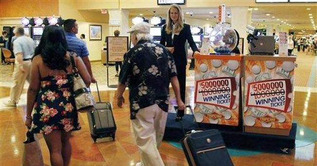 Atlantic City tries cheap lures to hook gamblers