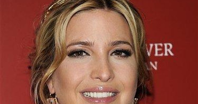 Ivanka Trump gives birth to daughter in NYC