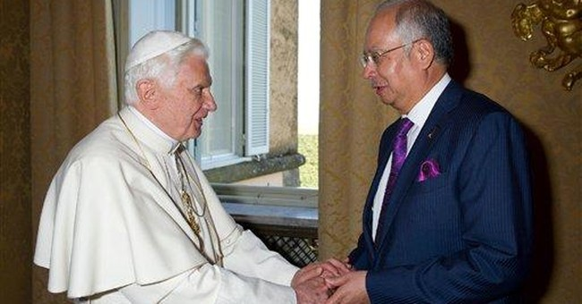 Malaysia and Vatican establish diplomatic ties