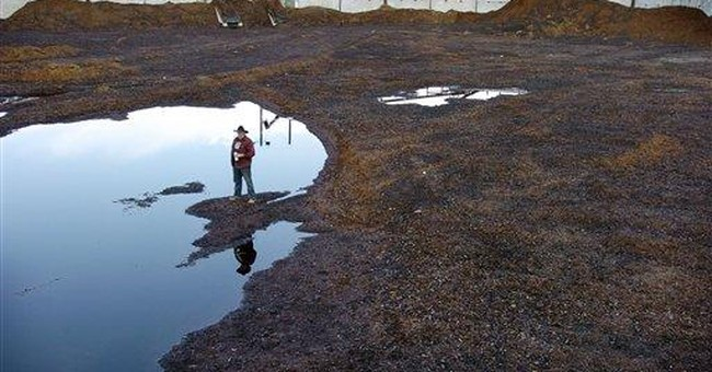 AP NewsBreak: EPA knew about Mont. Superfund sales
