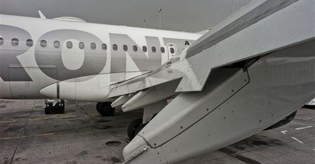 Frontier cancels more flights due to Denver hail