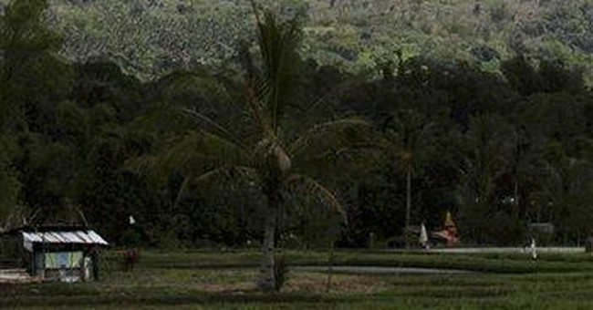 Indonesia's Mount Lokon volcano erupts twice