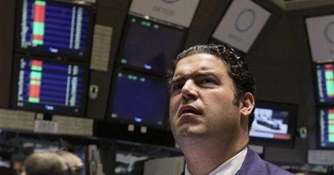 Debt worries drag down the stock market