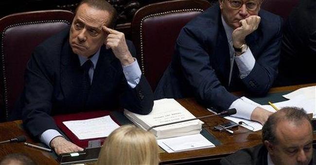 Berlusconi loses bid to move trial