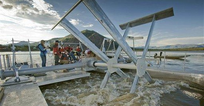 Quest for renewable power turns back to water