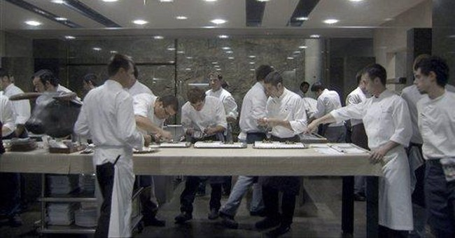 A film for foodies: Culinary creativity at elBulli