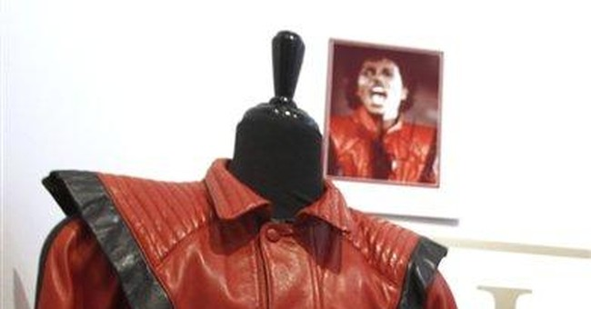 'Thriller' jacket to go on tour for charity