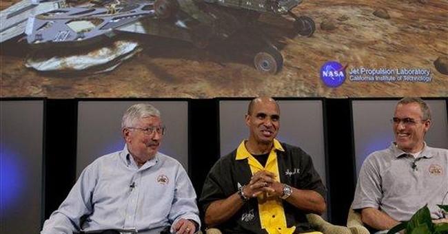 NASA officials remember Mars rover Spirit