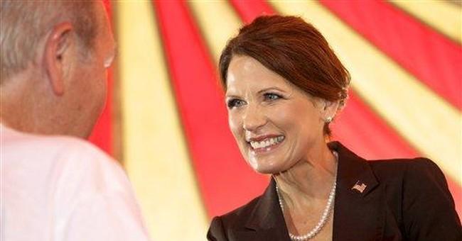 Bachmann: Migraines won't impede White House goals
