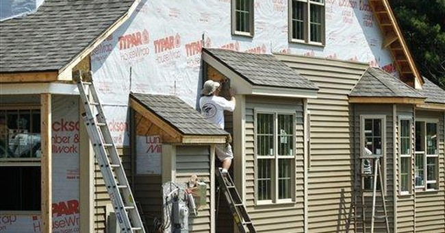 Home building spikes in June after dismal spring