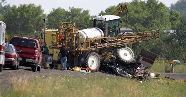 NY Amish wreck driver had police chase on record