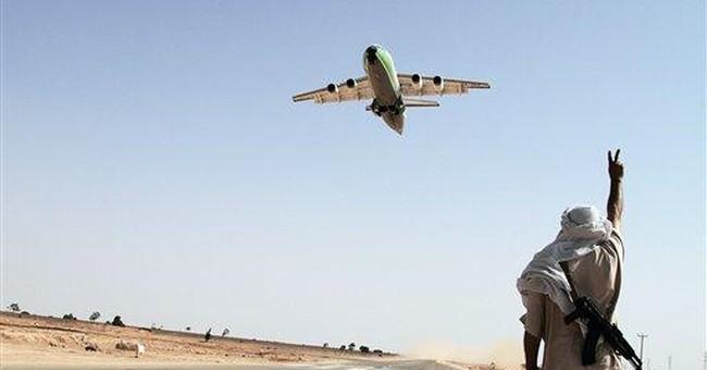 Libyan troops kill 8 rebels near eastern oil town