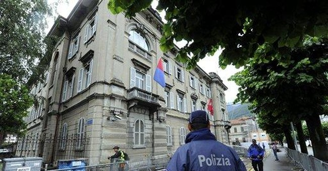 Swiss trial opens for 3 accused eco-terrorists