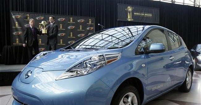 Nissan to build electric car motors at Tenn. plant