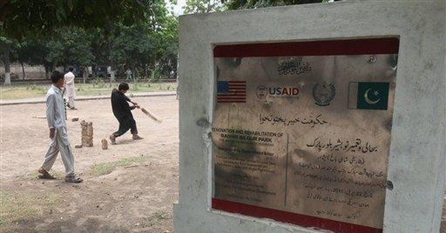 US steps up push for aid recognition in Pakistan