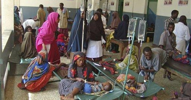 UN: Parts of south Somalia suffering from famine