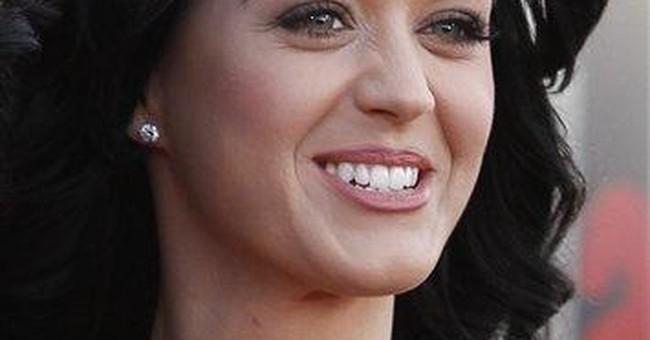 Katy Perry notches 9 MTV VMA Award nominations