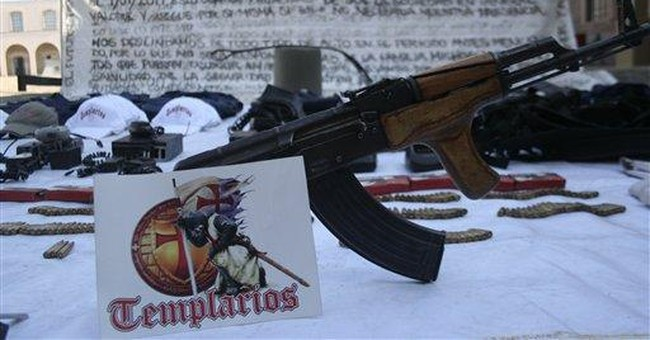 Mexico cartel issues booklets for proper conduct