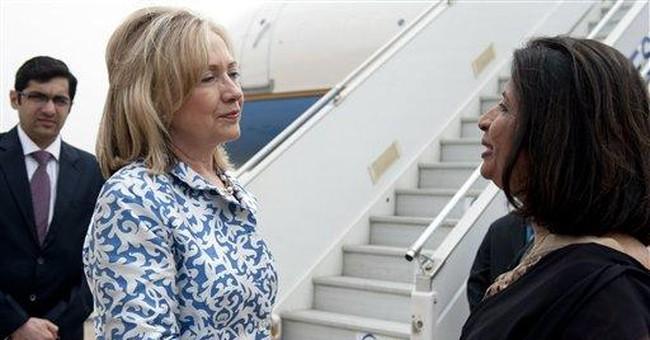 Clinton calls for Sri Lankan reconciliation