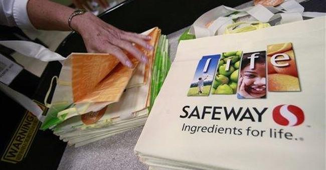 Safeway 2nd quarter net income rises