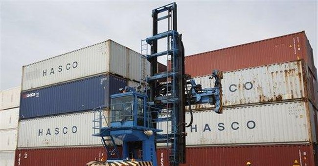 Japan export slump moderates in June