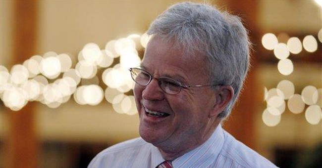 La. ex-governor Roemer enters presidential race