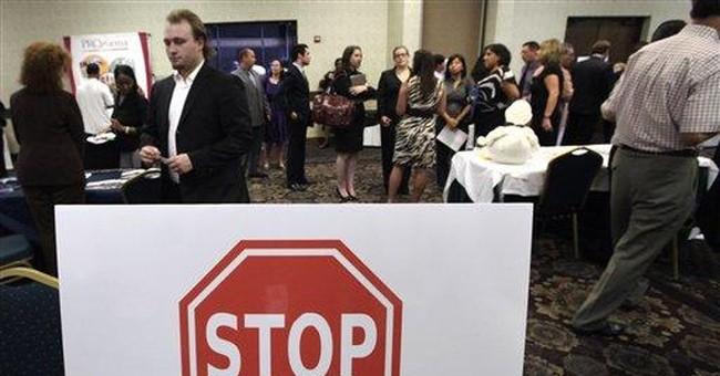 More people sought unemployment benefits last week