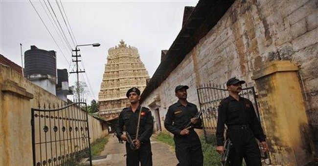 Experts to catalog south Indian temple treasures