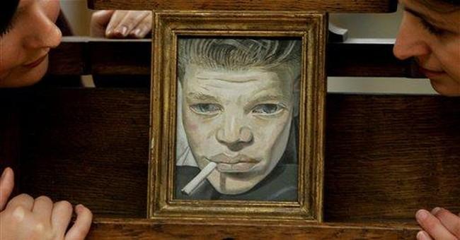 British realist painter Lucian Freud dies at 88
