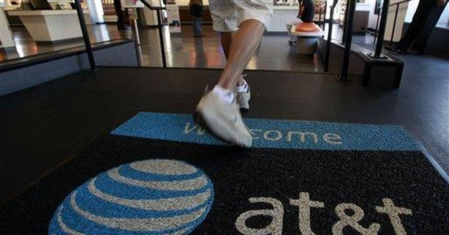 AT&T stays strong against threat of Verizon iPhone