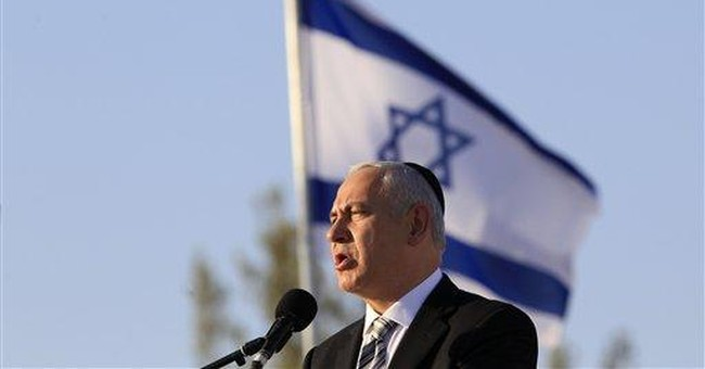 Israeli PM turns to Arab TV in call for peace