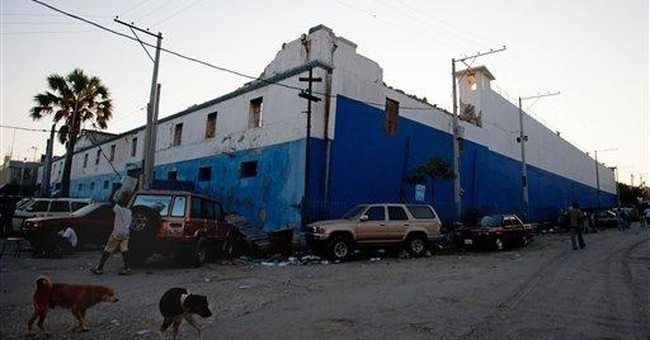 Earthquake aid helps Haiti fix horrific prisons