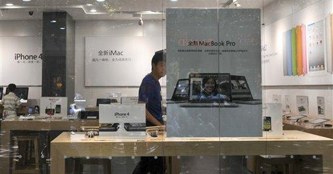 iFraud: Entire Apple stores being faked in China