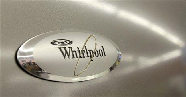 Whirlpool loses money in 2Q due to settlement